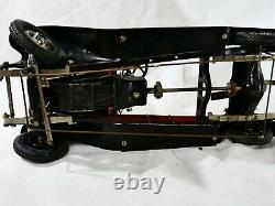 LES JOUETS CITROEN Paris 1932 chassis démontable C6 avec ailes et capot RARE