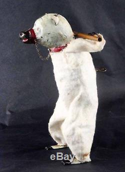 L'OURS Fernand MARTIN 1900 / jouet ancien