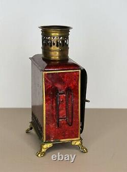 Lanterne magique Laterna magica Magic lantern Max DANHORN 1895