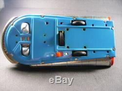 MASUDAYA trade mark Modern toys USA NASA Gemini X5 space Battery Operated Japan