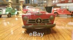 ML Martinan Larnaude automobile mécanique décapotable rouge