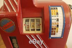 Machine à sous columbia, bandit manchot, casino, fonctionne très bien