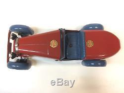 Meccano car n°1