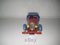 Meccano constructeur d'auto n°1