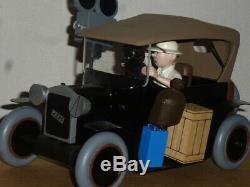 Michel Aroutcheff La Ford T De Tintin Au Congo En Boite D'origine