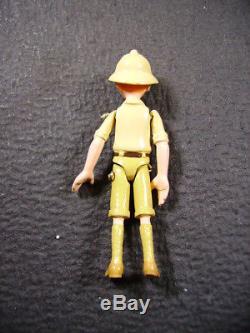 PIXI TINTIN Tintn au Congo articulé (BD de Hergé georges remy) ref 2503