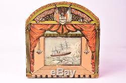 Petit théâtre jouet Excursions on land and sea