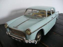 Peugeot 404 Joustra Jouet Ancien En Tole 1960 1962