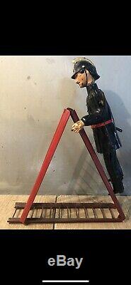 Pompier Fernand Martin Ghunterman Fleischmann