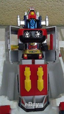 Popy Bandai DAIMOS GA-85 TOEI JAPAN Shogun Warriors avec boite