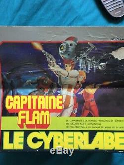 Popy Capitaine Flam Cyberlabe
