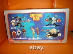 Popy Capitaine Flam Le Cosmolem Deluxe DX En Boite Francaise Tf1 1980