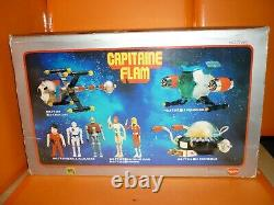 Popy Capitaine Flam Le Cyberlabe Deluxe DX En Boite Francaise Tf1 1980
