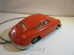 Porsche 356 Gescha Original Jouet Ancien