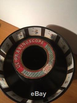 Praxinoscope 1877 Emile Reynaud