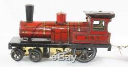 RAME CR 300 vers 1910 / train jouet ancien