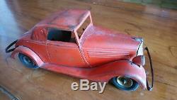 RARE 1933 CIJ cabriolet Renault Vivasport mécanique Version électrifiée