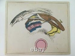 RARE ANAMORPHOSE Walter Frères 10 vues Optical Toy Circa 1860-70