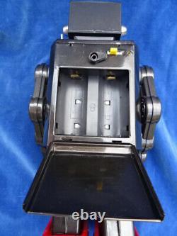 RARE TOP +++ JOUET TOLE / Tinplate toy SH HORIKAWA SPACE EXPLORER ROBOT
