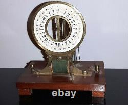 Radiguet récepteur morse système Bréguet vers 1870