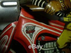 Rare Arnold Tole Moto Bmw-zundapp A643 Moteur Fonctionnel
