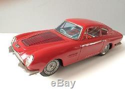 Rare Aston Martin Db6 Asahi Toys Atc D'origine En Ttbe Japan