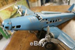 Rare Avion joustra Air France Transatlantique F-PA-N-AM