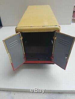 Rare Camion Transport rapide Joustra neuf boite d'origine jouet ancien tole