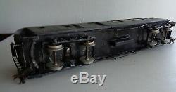 Rare FOURNEREAU voiture mixte fourgon /III Ech O BON ETAT TOLE 41 cm no MARESCOT