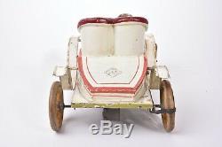 Rare Jouet anciens. Auto Tonneau Bing. Allemagne. Circa 1908