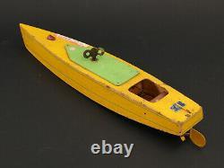 Rare Nova Racer Grande Maquette Naviguante Jouetancien Des Annees 1920