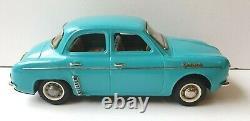 Rare Renault Ondine Joustra neuve jouet ancien en tôle superbe