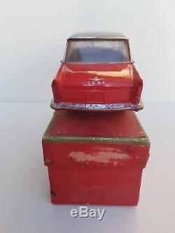 Rare Rico Seat 1400c Berline Neuve En Boite D'origine Joustra Paya