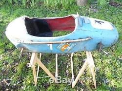 Rare Voiture A Pedales Vap Morellet Guerineau Ferrari Luxe 874 / Pedal Car