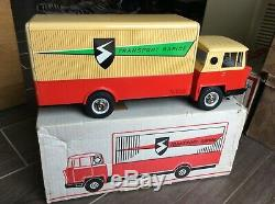 Rare camion joustra transport rapide ref 641