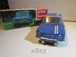 Renault 8 Gordini Slj Pas Joustra Original Jouet Ancien