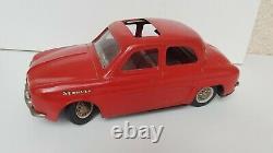 Renault dauphine Joustra jouet ancien en tôle