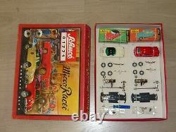 SCHUCO MICRO RACER Set 1 en Boite d'origine complète en TRES bel état 01771