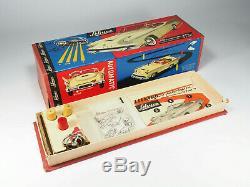 Schuco 5700 Elektro Synchromatic Packard Beige en boite d'origine Allemagne