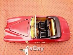 Simca 8 Sport Jouet Jmf Tole Transformee En Ferrari 166 Citroen Jrd Cij Jep Cr