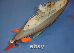 Sous marin BING U-Boot Bateau Canot de bassin