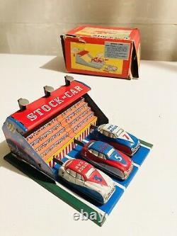 Stock-car JOUSTRA