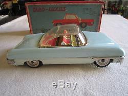 TAPO LUXE IMPERIAL electrique tôle Bratislava tin toy jouet ancien a piles