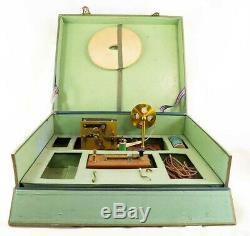 TELEGRAPHE JOUET RADIGUET vers 1900 / jouet ancien