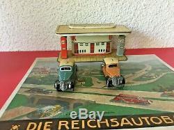 Tippco Reichsautobahn Set 1936 Electrique