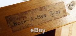 Tirelire boite à musique automate en bois Switzerland vers 1950 singe musicien