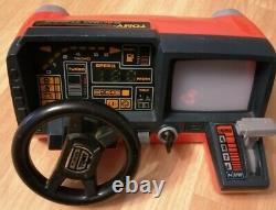 Tomy Cockpit Racing Vintage 1983