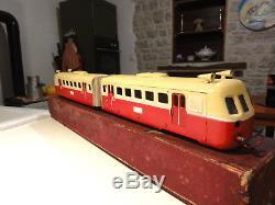 Train Grand autorail Jep AP5 SNCF compatible hornby Bing
