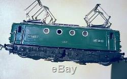 Train Jep coffret AP5 locomotive BB 8101 ECH O Compatible Hornby Bing Marklin