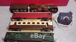 Train Jep vapeur 222 s59 dans coffret ECH O Compatible Hornby Marklin Bing